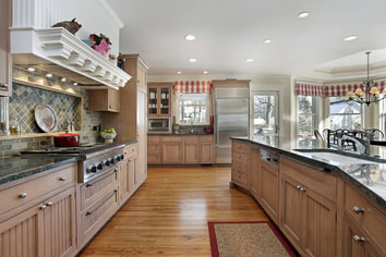 Kitchen Cabinet Replacement Renovation Contractor
